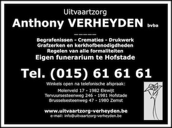 Uitvaartzorg Anthony Verheyden