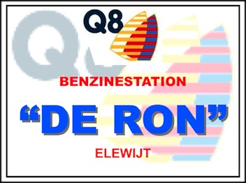 Benzinestation De Ron