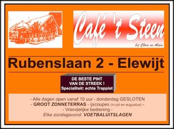 Cafe Het Steen