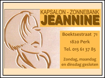 Kapsalon Jeannine