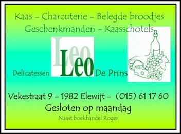 Delicatessen Leo De Prins