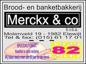 Bakkerij Merckx