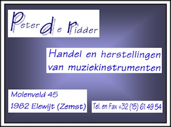 Peter De Ridder